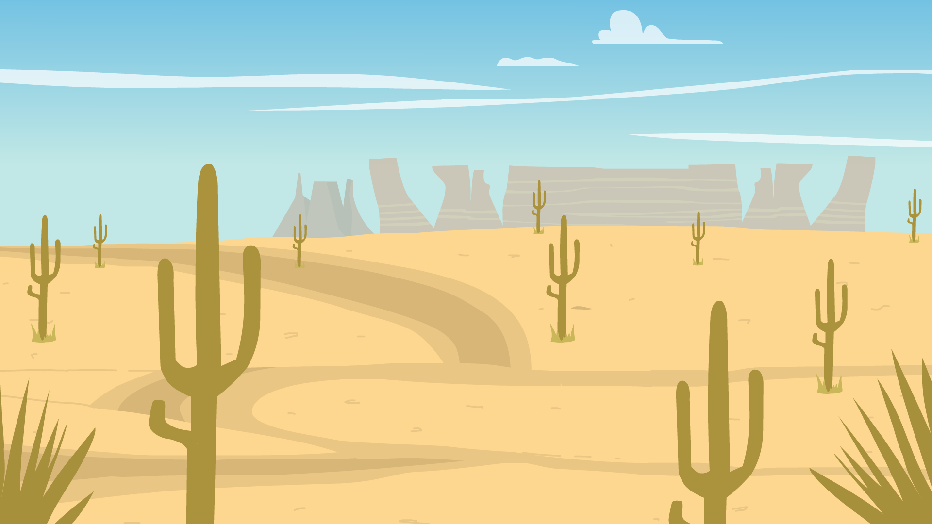 background desierto portada