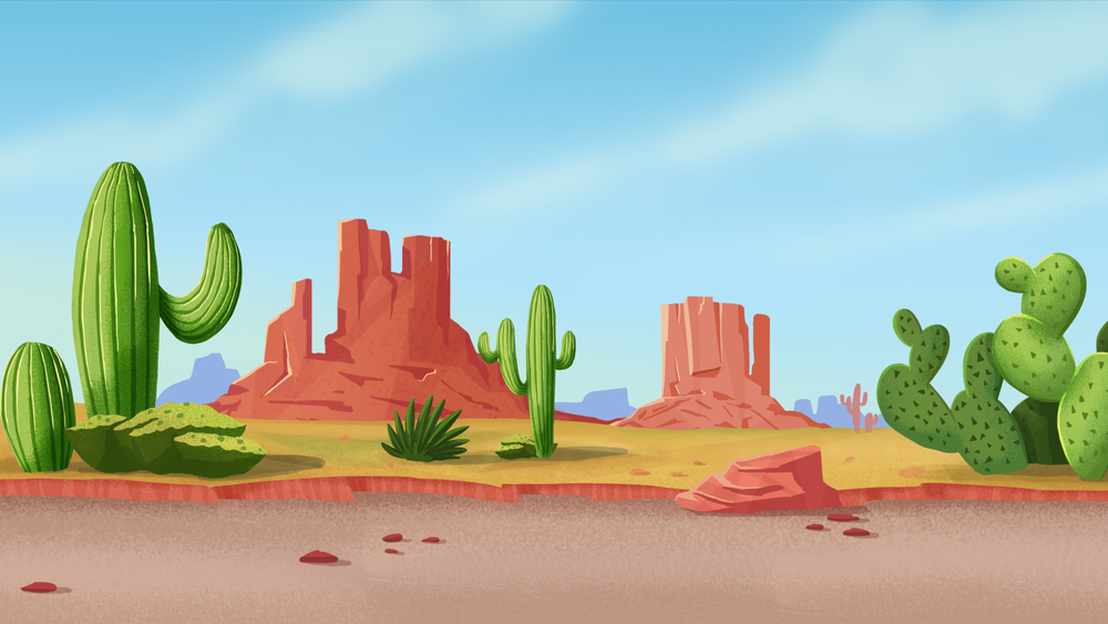 background_correcaminos