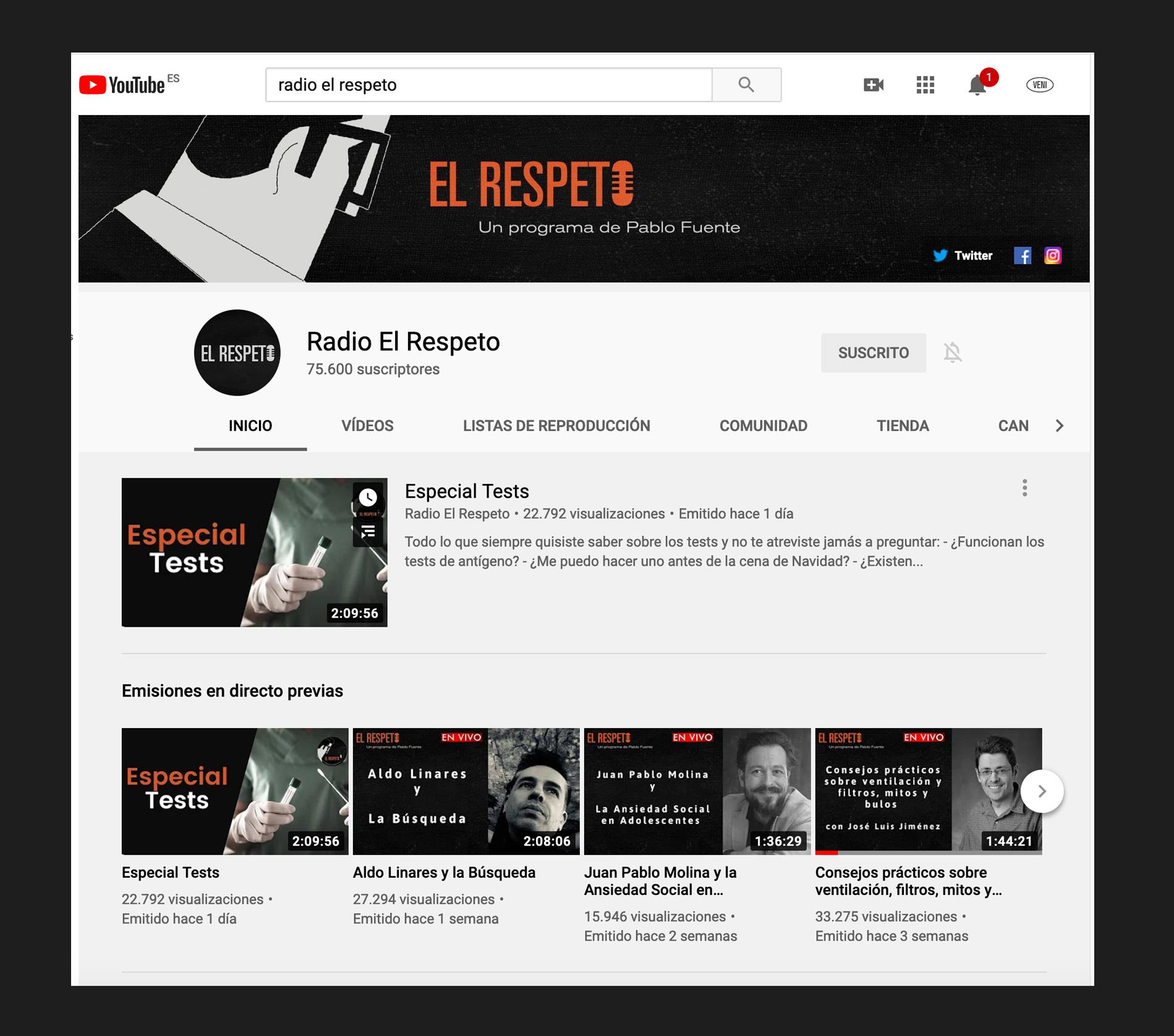 elrespeto_youtube